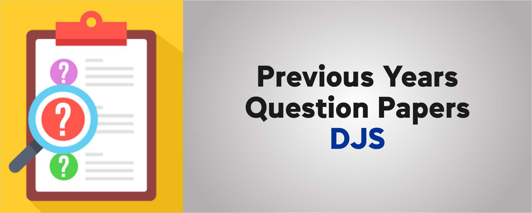 PREVIOUS YEARS QUESTION PAPERS  DELHI
